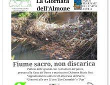 """Domenica 7 Aprile in Caffarella: """"Giornata dell'Almone"""""""