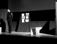 Spettacolo su Borsellino al teatro Planet (via Crema)