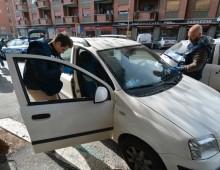 Arco di Travertino: rapinatore spara al distributore, ferito un cliente: bandito in fuga