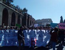 """""""Fridays for future"""": anche dall'Appio gli studenti in piazza"""