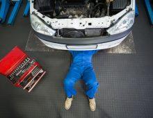 Assistenza auto: i numeri del settore nel Lazio