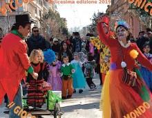 Domenica 3 marzo il Carnevale a piazza Vittorio