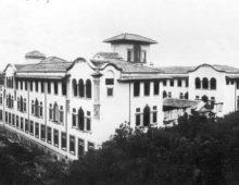 Via Mondovì: La Scuola Elementare Giuseppe Garibaldi