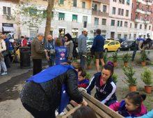 Piazza Ragusa: la forza dei cittadini contro il degrado e l'abbandono