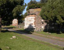 Appia Antica in bici,da Roma a Brindisi