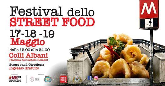 Colli Albani: Festival dello Street Food   AppiOH