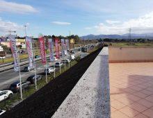 Morena: incidente tra via Tuscolana e via Gasperina