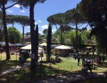 """Parco Appio: tutto pronto per il """"Tutto fritto festival"""""""
