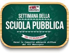 La Settimana della Scuola Pubblica nel VII Municipio