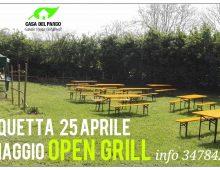 Open Grill alla Caffarella