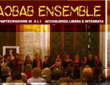 Caffarella: Baobab Ensemble il 26 maggio
