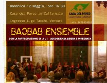 Baobab Ensemble in Caffarella