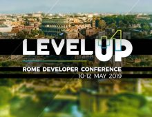 "Cinecittà: ""Level up"", la Rome Developer Conference"
