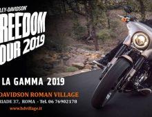 Arriva al Tuscolano il weekend Harley-Davidson