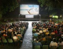 Ritorna l'Arena Cinema a Villa Lazzaroni