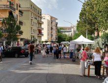 Via Metaponto, una festa per far vivere il quartiere