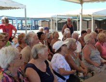 Punto Blu: Una settimana gratuita di mare  per gli anziani del Municipio VII
