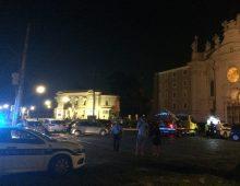 Arena a Santa Croce: dopo-film con tensioni per le multe dei vigili