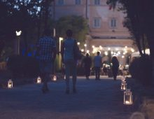 A Villa Celimontana storie jazz di note e di amori