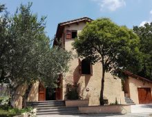 Caffarella: festa di fine settembre per l'anniversario della Casa del Parco