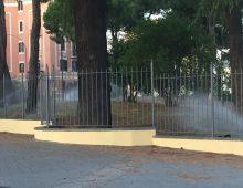 Da Villa Fiorelli buone notizie: i lavori di riqualificazione termineranno in anticipo