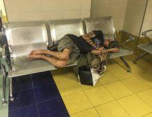 Ospedale S. Giovanni: la notte il pronto soccorso diventa rifugio per gli sbandati
