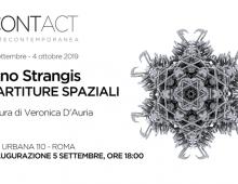 Galleria Contact: mostra di Lino Strangis