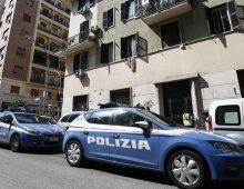 Via Muzio Scevola: blitz della polizia nel centro massaggi a luci rosse