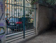 Villa Lazzaroni: finalmente riparato il cancello dopo l'ultima incursione dei vandali