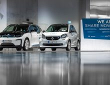 Share Now (ex Car2go) continua la crescita a Roma