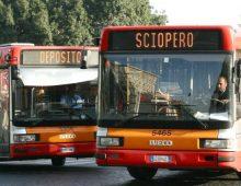 Sciopero 25 ottobre: venerdì nero. Roma rischia la paralisi