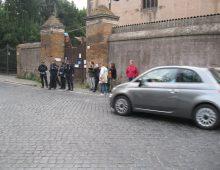 Appia Antica: Effettuato il primo sgombero di una delle aree espropriate