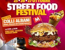 Colli Albani: Festival Dello Street Food