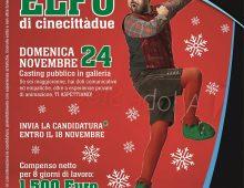 CinecittàDue cerca un Elfo per Natale