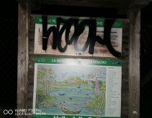 Parco della Caffarella: ancora atti vandalici nel capanno naturalistico