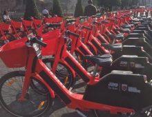 Sbarca a Roma Jump, il bike sharing elettrico: bici belle ma servizio caro.