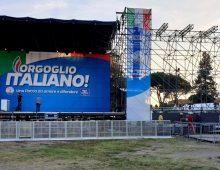 Manifestazione Lega in Piazza San Giovanni: le informazioni sulla viabilità