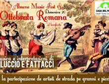 Parco della Caffarella: ottobrata romana