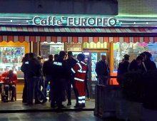 Cinecittà: sparatoria in un bar, muore rapinatore ferito il gestore
