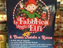 Piazza Ragusa: La fabbrica degli Elfi, evento natalizio