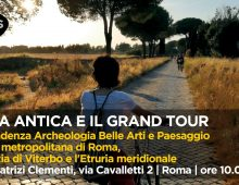 Giovedì incontro sulla storia dell'Appia Antica