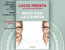 ECampus via Matera: c'è il libro di Lucio Presta