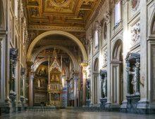 Papa Francesco sabato a San Giovanni
