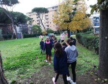 Via Latina: cosi i volontari hanno festeggiato la Giornata Nazionale degli Alberi
