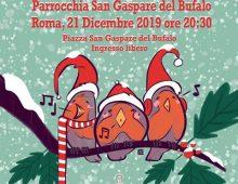 Il concerto di Natale alla parrocchia San Gaspare del Bufalo