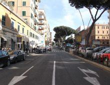 Via Appia Nuova: nel periodo natalizio strisce blu a pagamento anche per i residenti