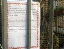 Il cancello dei sogni in via La Spezia…