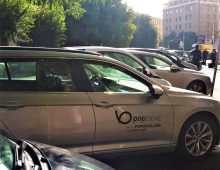 Il bilancio di Popmove a Roma, mobilità condivisa