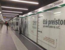 La tratta San Giovanni-Colosseo (metro C) slitta a metà 2024