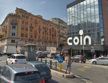 Piazzale Appio: ruba capi di abbigliamento per un valore di 1300 euro